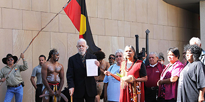 Quandamooka Native Title